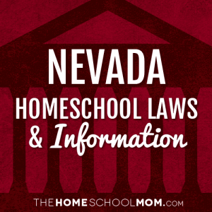 Nevada Homeschool Laws & Information