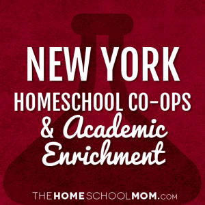 New York Homeschool Co-Ops & Academic Enrichment