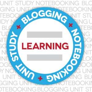 Kids Blogging Unit Studies