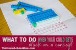 TheHomeSchoolMom: Number sequencing