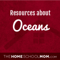 Homeschool resources about oceans
