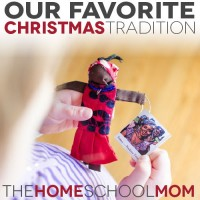Our Favorite Homeschooling Christmas Tradition