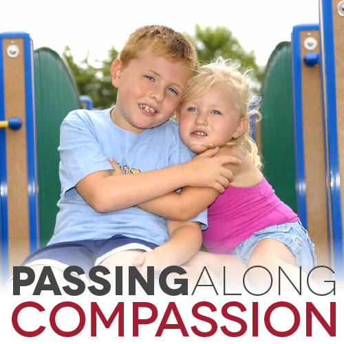 Passing Compassion Along