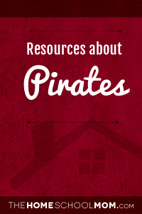 Homeschool resources about pirates