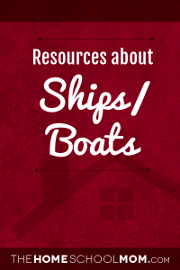 Resources about Ships/Boats