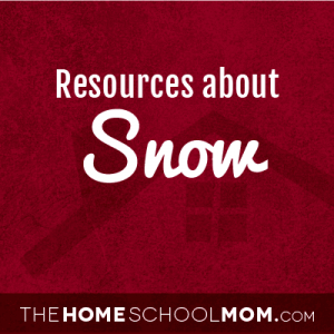Resources about snow