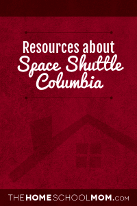 Resources about Space Shuttle Columbia