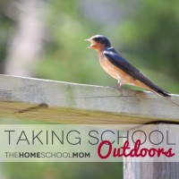 Taking School Outdoors, Part 2