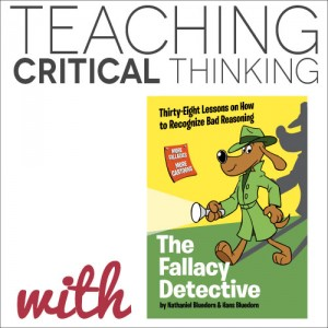 recognizing fallacies critical thinking Fallacies general resources great critical thinkers group thinking guides health & medicine critical thinking or informal logic - its jargonish equivalence.