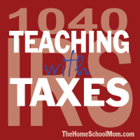 Homeschoolers and Tax Time
