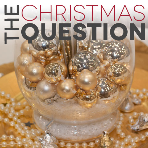 Homeschooling: The Christmas Question