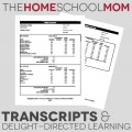 Transcripts and Delight-Directed Learning