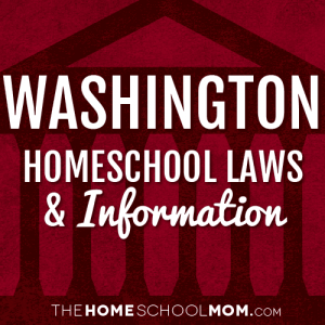 Washington New York Homeschool Laws & Information