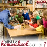 What Is a Homeschool Co-op?