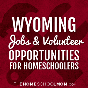 Wyoming Jobs & Volunteer Opportunities